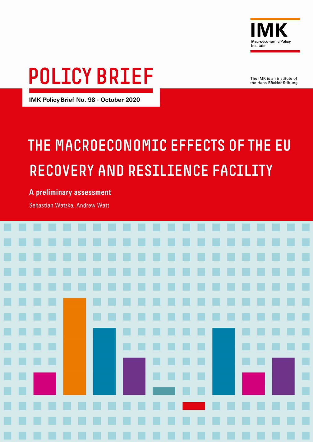 The macroeconomic effects of the EU Recovery and Resilience Facility